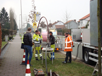 glasvezel assistentie on site